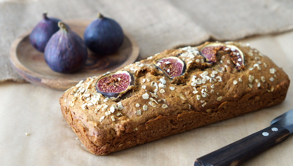 fig and nut bread