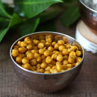 chickpeas roasted